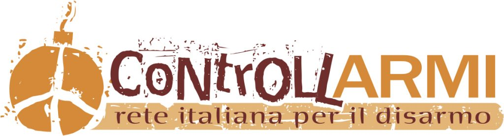 Logo Rete Disarmo