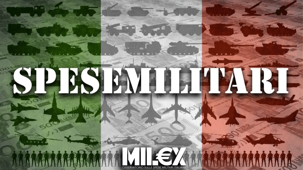 Video campagna #SPESEMILITARI