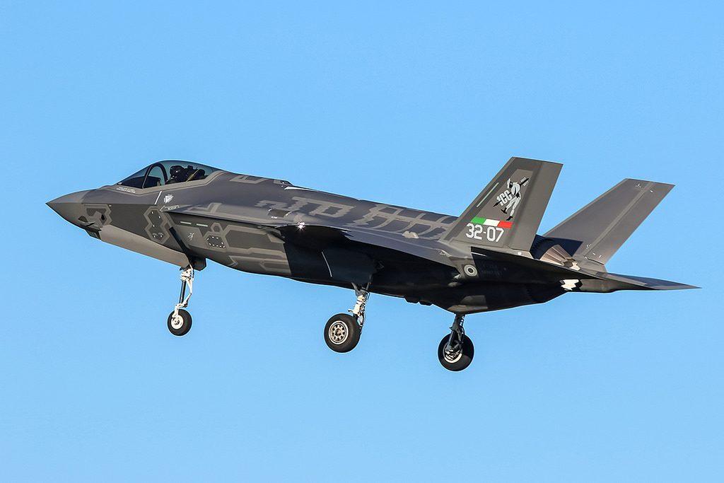 L'Italia ha ordinato almeno altri 8 cacciabombardieri F-35