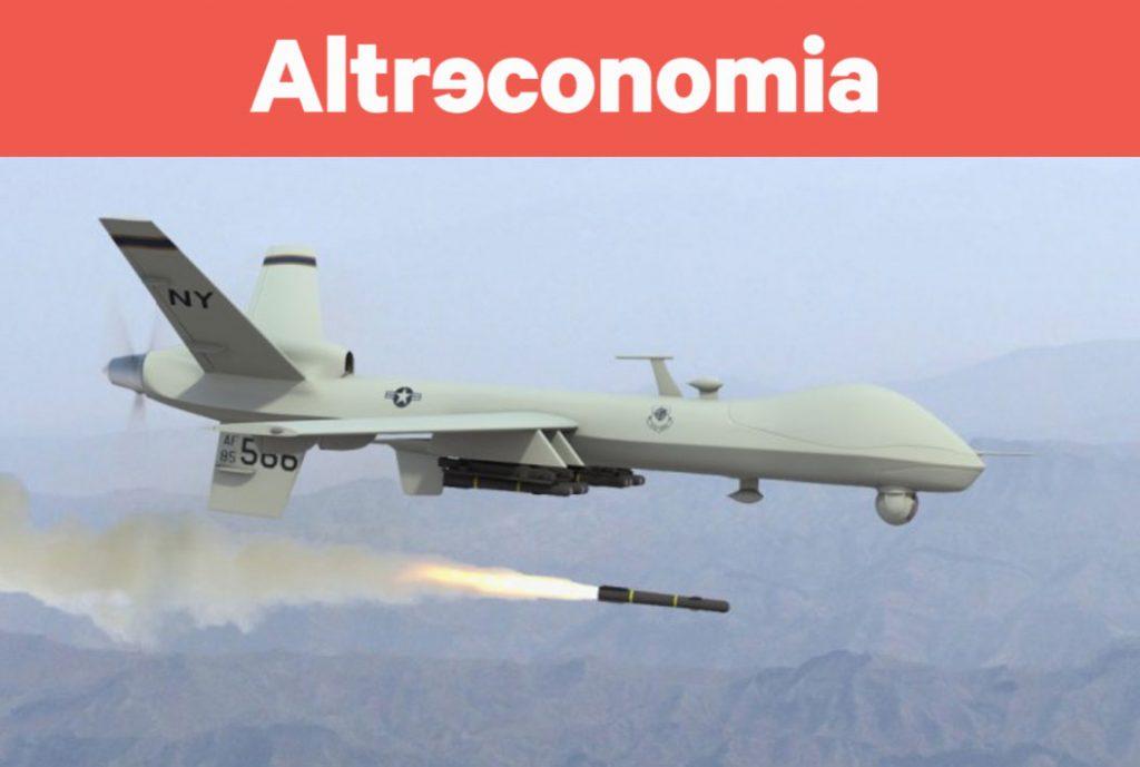 L'esercito italiano vuole raddoppiare la flotta dei droni