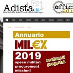 Raccolta fondi per l'Annuario Mil€x, che monitora la spesa militare in Italia